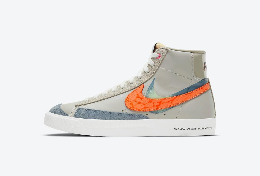 Nike Unveil Two New Blazer Mids in Tribute to Shanghai - Sneaker ...