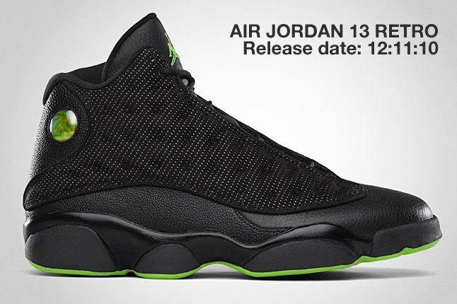 Air Jordan 13 Retro Altitude Green 1