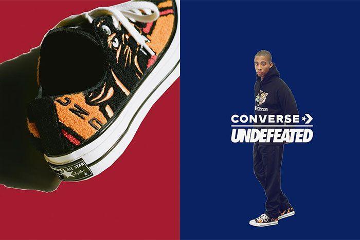Converse Undefeated Chuck 70 Sneaker Freaker2