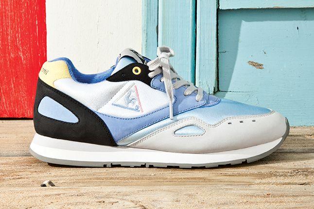 Summer Bay Sneaker Freaker Le Coq Sportif 1