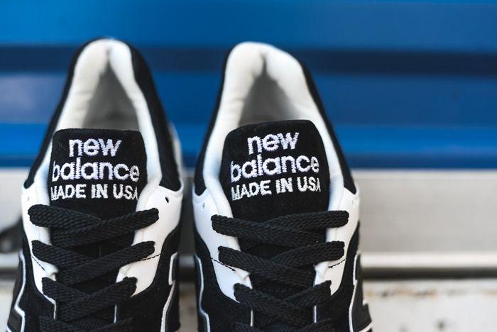 New Balance 997 Black White 6