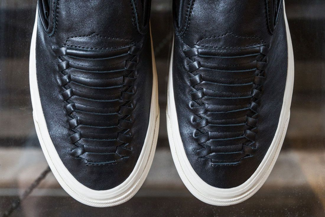 Vans Woven Leather Collection 5
