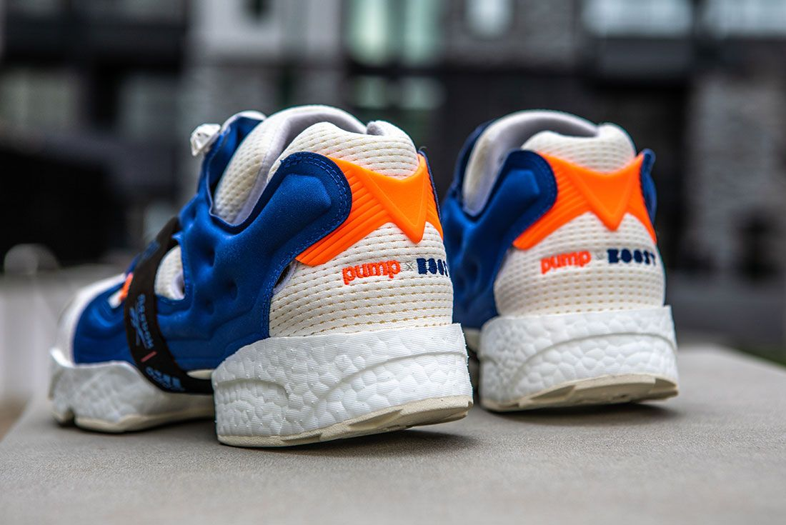 Reebok Adidas Instapump Fury Boost Prototype Sneaker Freaker Heel2