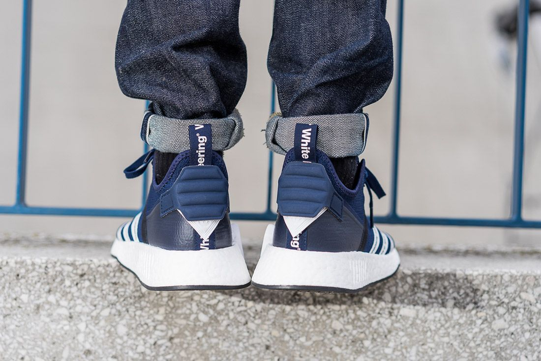 White Mountaineering Adidas Nmd R2 2