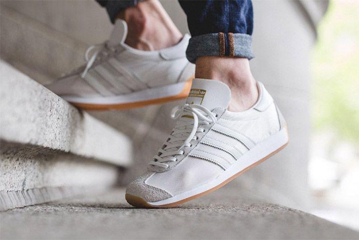 Adidas Originals Country Og White 1