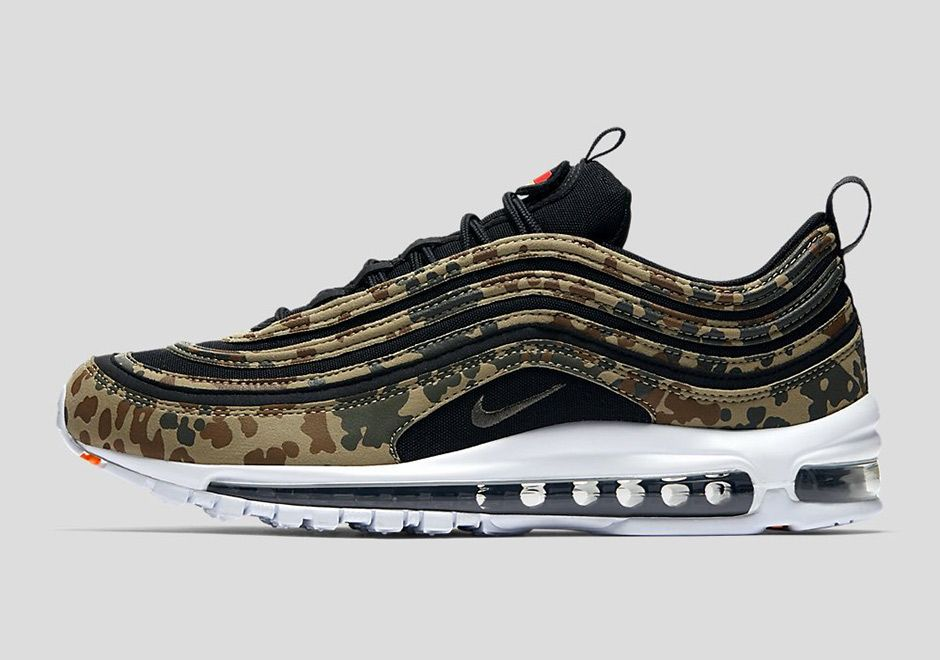 Nike Air Max 97 Country Camo Germany (2017)