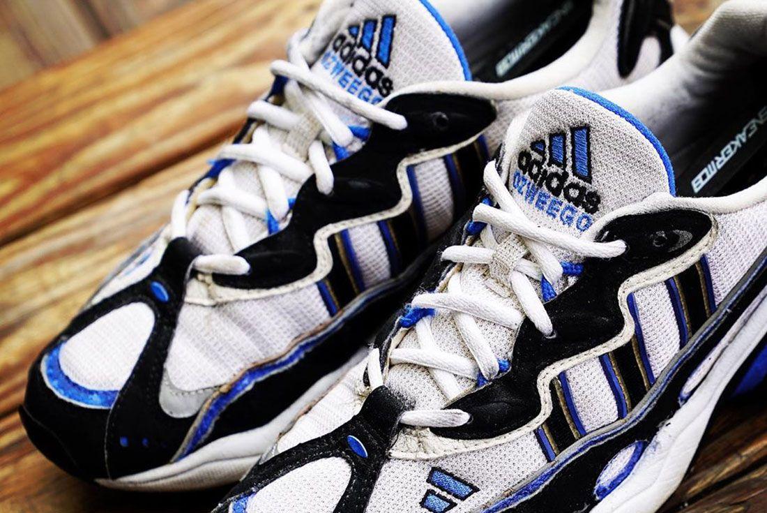 Adidas Ozweego History Ozweego 3
