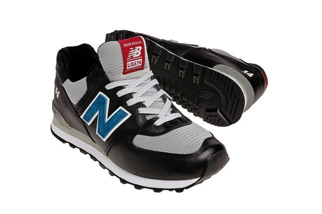 New Balance Race Inspired 574 Black Outsole 1