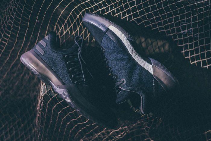 Adidas Hardel Vol 1 Dark Ops Black Xeno 3