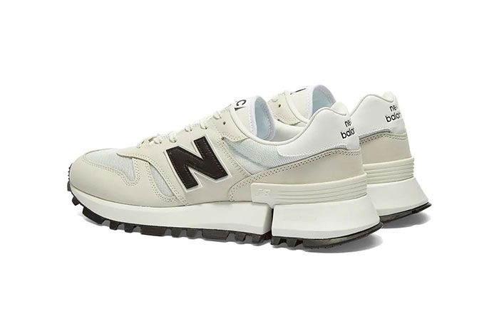 Comme Des Garcon New Balance Rc1300 White Heel