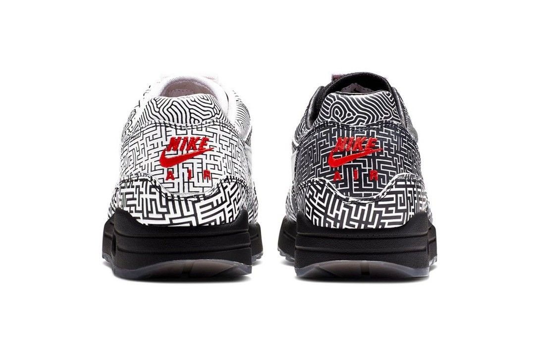 Nike Air Max 1 Tokyo Maze Heel