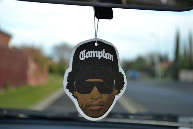 Hangin With The Homies Air Freshner 3