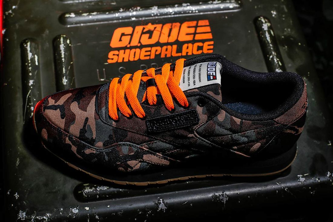 Shoe Palace X Reebok Gi Joe Classic 8