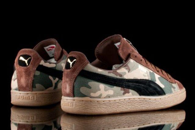 PUMA Suede Classic (Camo) - Sneaker Freaker