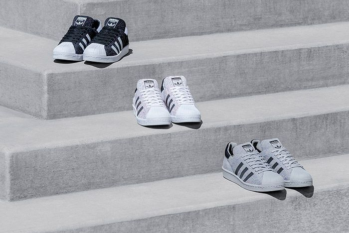 Adidas Superstart 80 S Primeknit Multicolour Pack