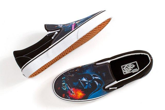 Vans X Star Wars Classic Slip On A New Hope