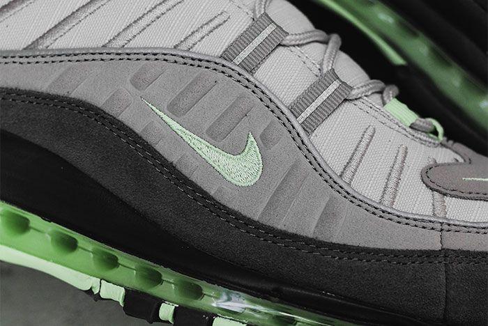 Nike Air Max 98 Air Max 95 Fresh Mint Pack Close
