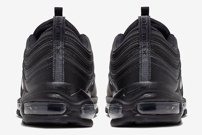 Nike Air Max 97 Black White Anthracite 921826 015 Release Date 5