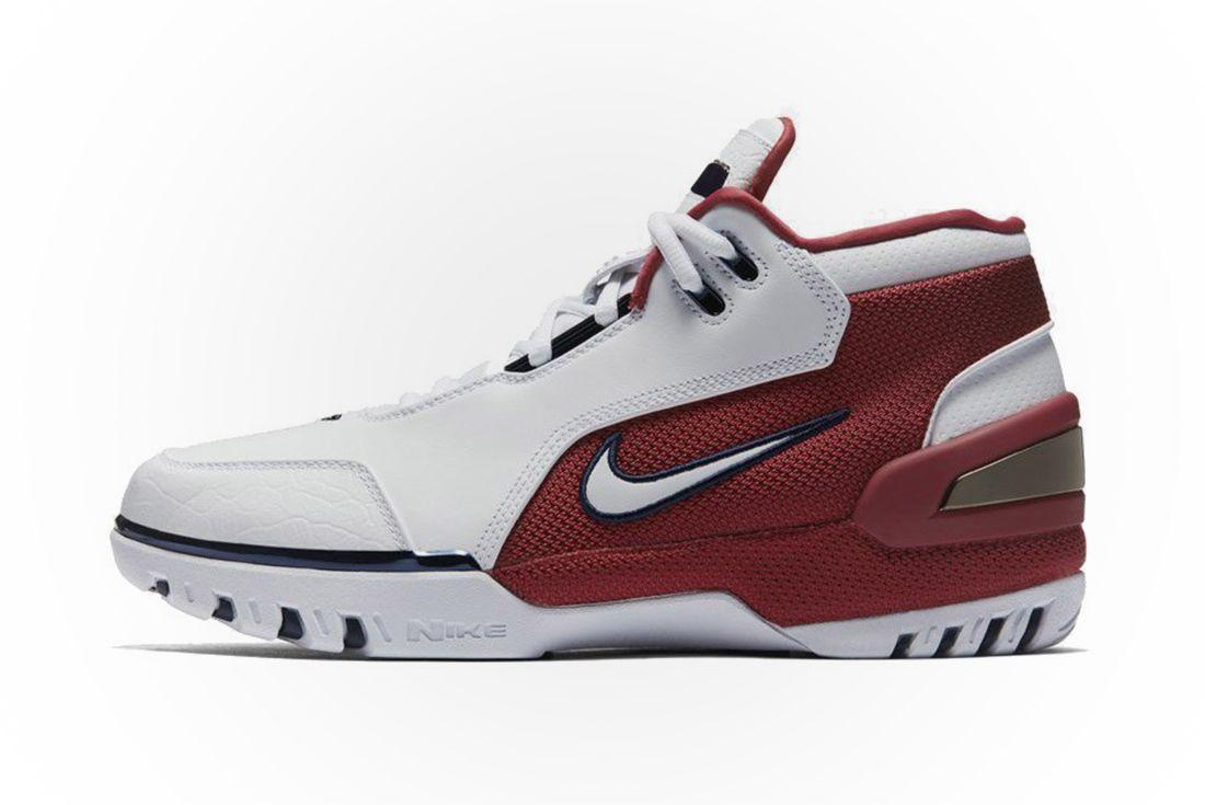 Nike Lebron Air Zoom Generation 1 2