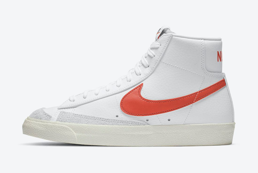 Nike Blazer Mid Mantra Orange