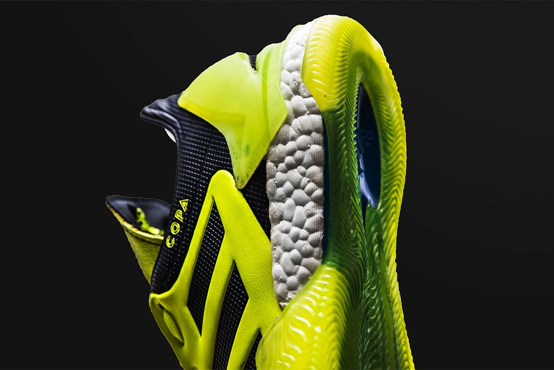 """Adidas X The Shoe Surgeon """" Electricity"""" Copa Rose 2 0 2"""