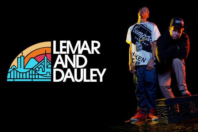 Lemar And Dauley Interview 20 1