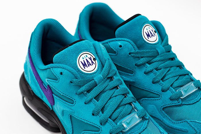Nike Air Max 2 Light Hornets Teal 1