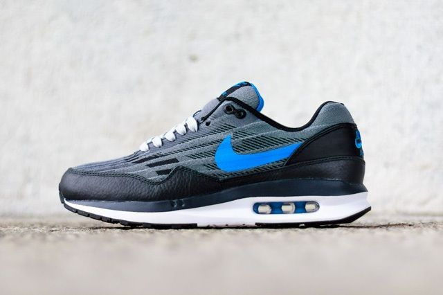 Nike Air Max Lunar 1 Jacquard Wolf Grey Photo Blue 1