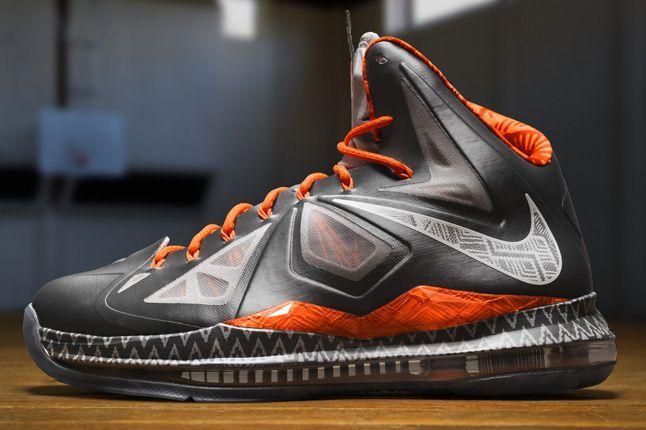 Nike Bhm Lebron X Profile 1