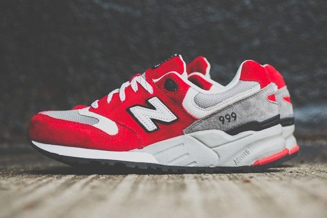 New Balance 999 Elite Rich Red Thumb
