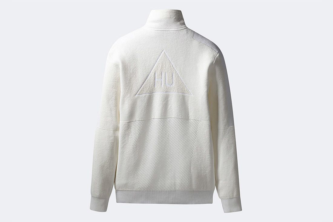 Pharrell Adidas Holi Blank Canvas Jacket 1