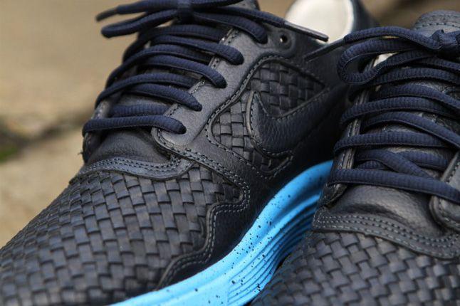Nike Lunar Flow Woven Pack Blue Details 1