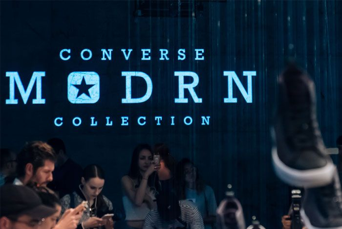 Converse Modern Photo Recap Feature
