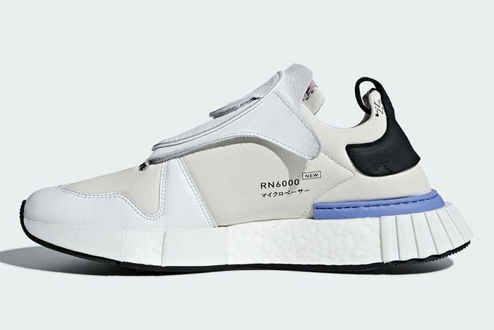 Adidas Futurepacer Grey One White Core Black Aq0907 8
