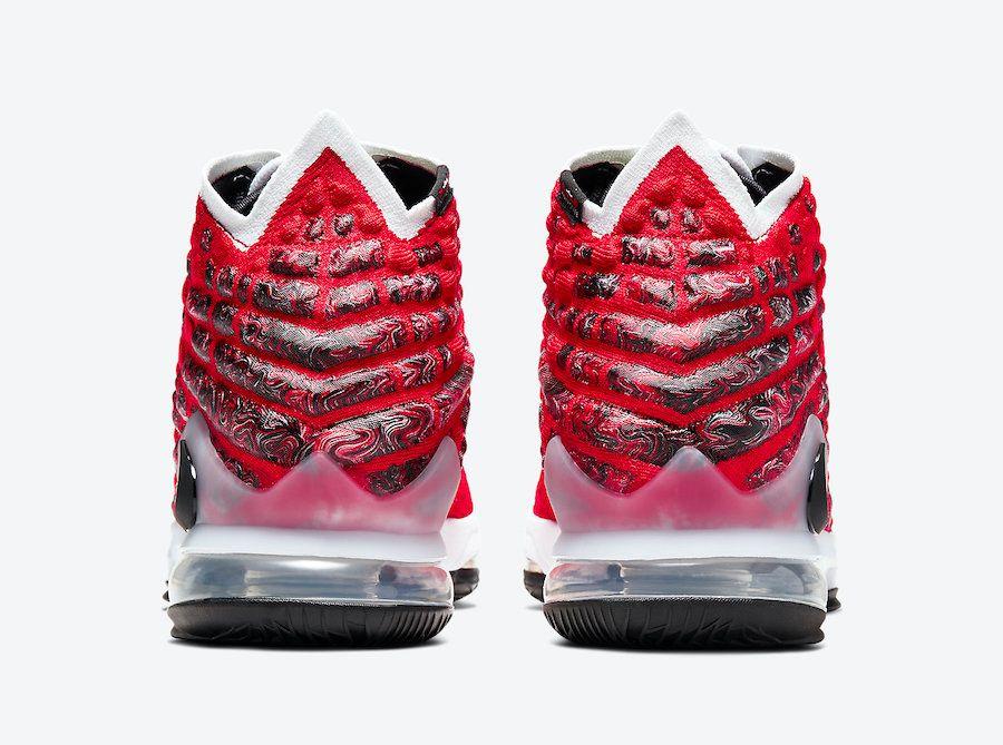 Nike LeBron 17 Uptempo