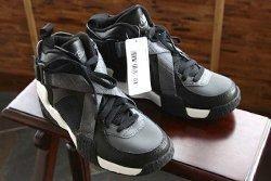 Nike Air Raid Black Grey Thumb