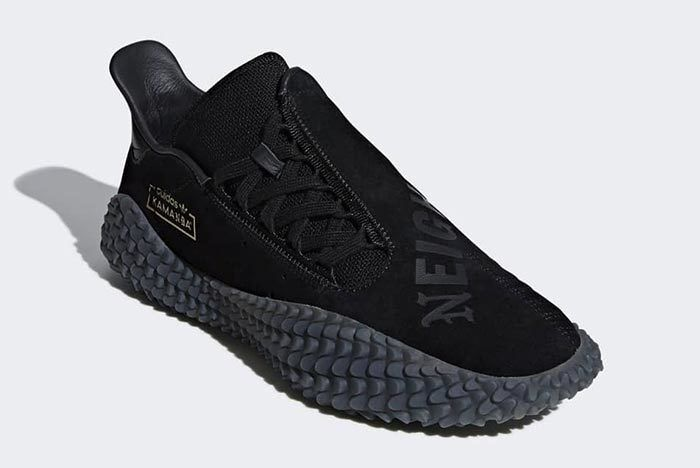 Neighborhood X Adidas Kamanda I 5923 Stan Smith Boost 18