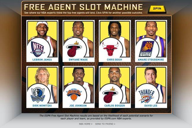 Espn Nba Slot Machine 1