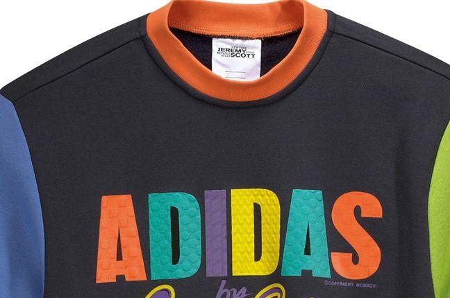 Adidas Jeremy Scott Crew Sweatshirt 4 1