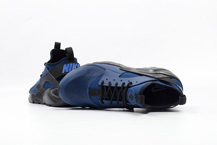 Nike Huarache Run Ultra Coastal Blue 3