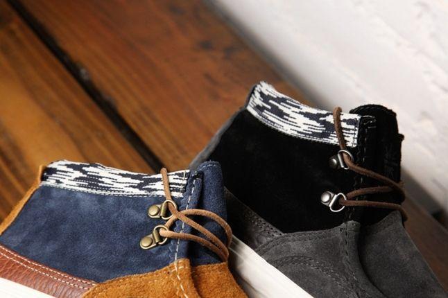 Taka Hayashi Vans Vault Cornice Lx Ankle Collar 1
