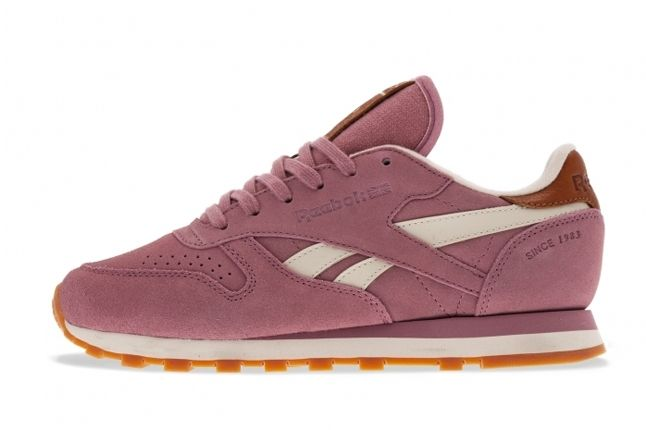 Reebok Classic Leather Pink 1