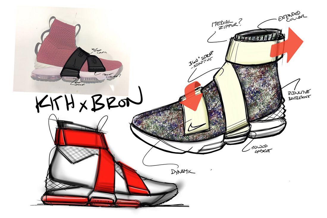 Kith X Lebron James Sneaker Freaker 4