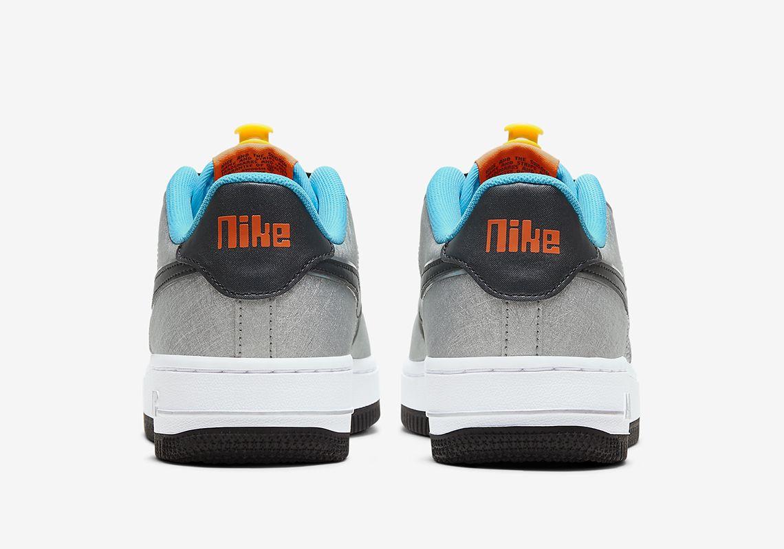 Nike Air Force 1 Sky Nike Heel