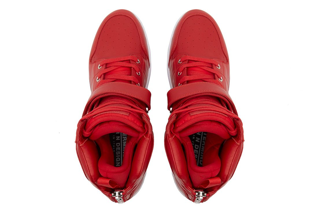 Search Ndesign X Mastermind Ghost Sox Sneaker Freaker Red 4