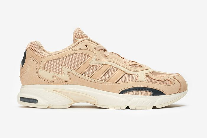 Sneakersnstuff Adidas Temper Run Pale Nude Grey Six Ee6595 Release Date Lateral