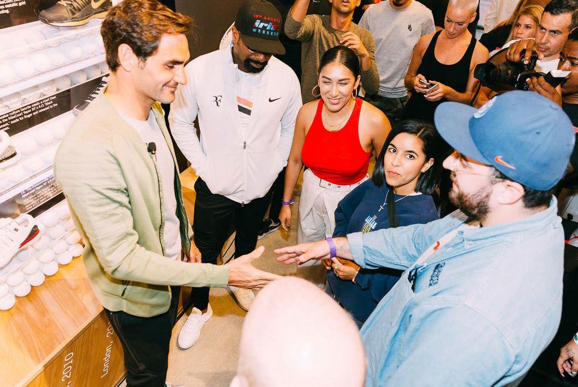 Roger Federer Nike Miami Vapor Rf Am 95 Greedy 2 Sneaker Freaker