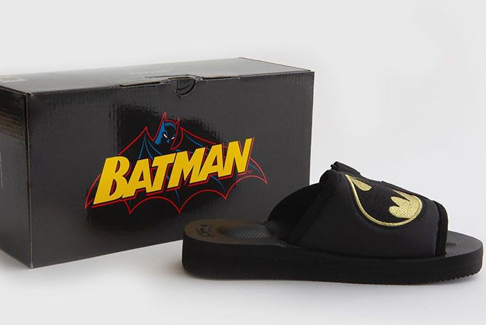 Batman Suicoke Kaw Packaging