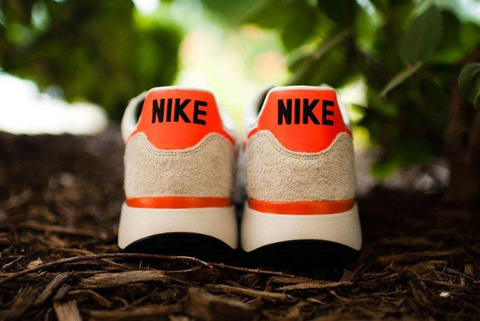 Nike Lava Dome Ultra 2016 Grey Orange 4