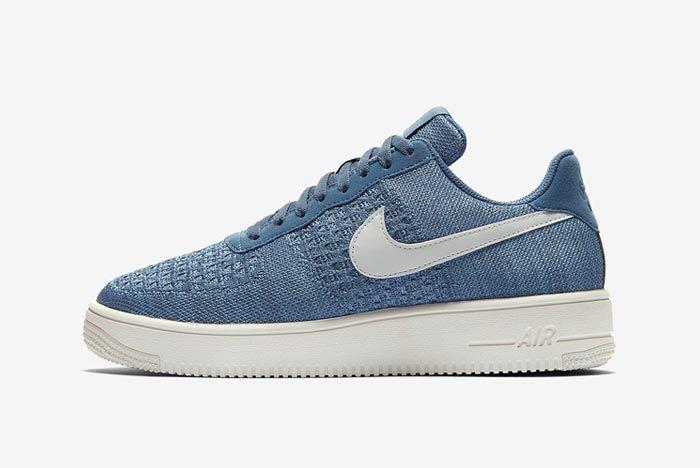 Nike Air Force 1 Ocean Fog Lateral